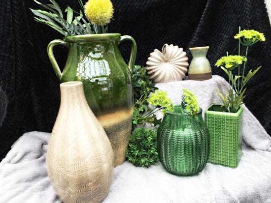 Assortiment vases