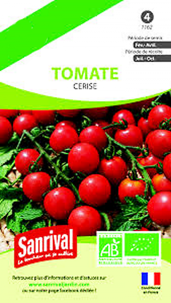 Graines tomate Cerise